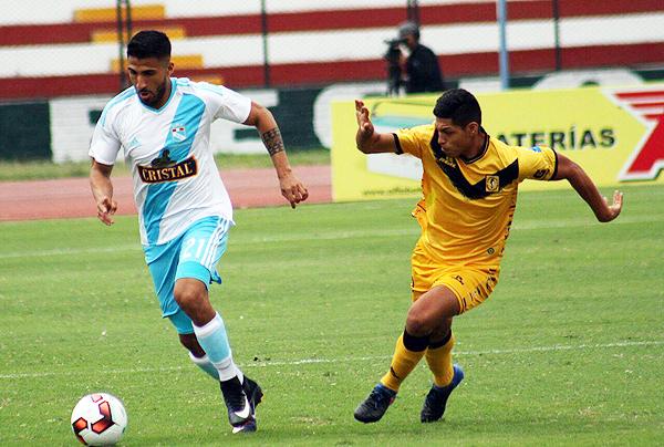Cristal no encuentra el rumbo en el Torneo de Verano. (Foto: Prensa Sporting Cristal)