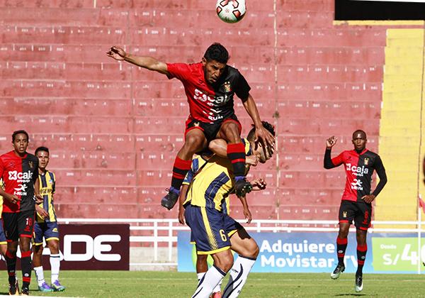 Melgar debe estar un poco más para asegurar su pase a la final. (Foto: Miguel Zavala / diario El Pueblo de Arequipa)