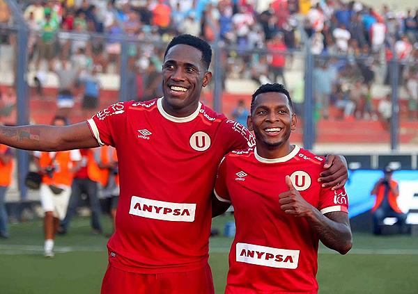 Luis Tejada y Alberto Quintero han destacado en Universitario. (Foto: Prensa Universitario)
