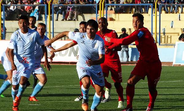 Real Garcilaso fue muy superior a Aurich. El marcador lo reflejó. (Foto: Prensa Real Garcilaso)