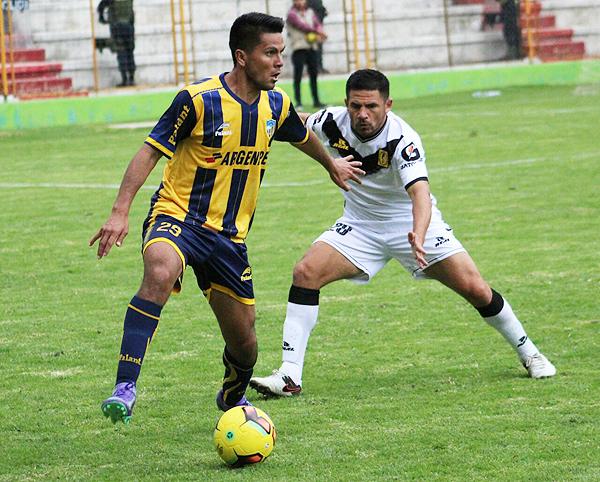 Rosario cumplió una buena primera parte de temporada. (Foto: Antony Cúper)