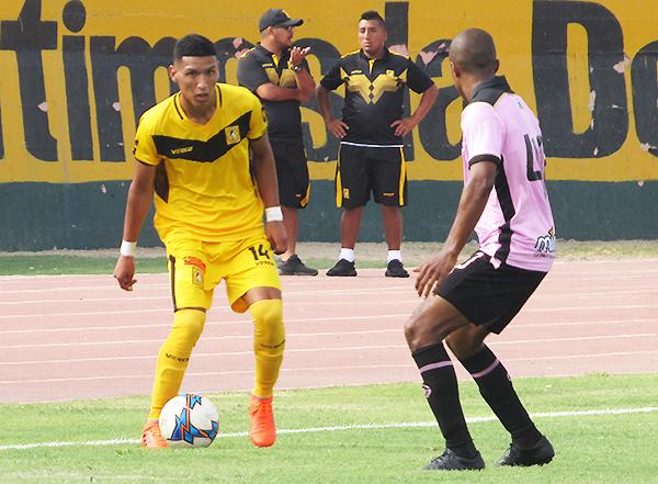 Cabello se han mantenido en Cantolao desde la Copa Perú y es uno de los más regulares. (Foto: Aldo Ramírez / DeChalaca.com)