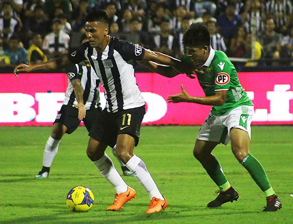 Posito asumirá el ataque aliancista en la temporada 2018. ¿Mucha presión? (Foto: Pedro Monteverde / DeChalaca.com)