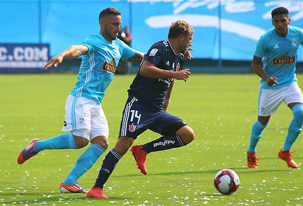 Herrera se presentó como el atacante neto de Cristal y cumplió. (Foto: Pedro Monteverde / DeChalaca.com)