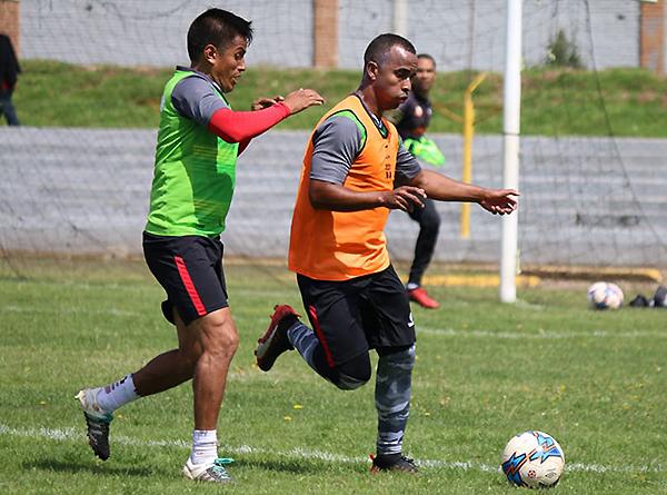 Luis Trujillo y Víctor Peña son parte de la base que logró la clasificación a la Sudamericana. (Foto: Guido Castillo / A Todo Deporte)