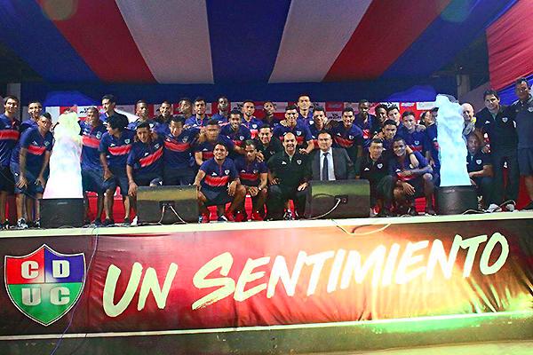 ¿Qué mostrará el equipo de Aristizábal? (Foto: prensa Unión Comercio)