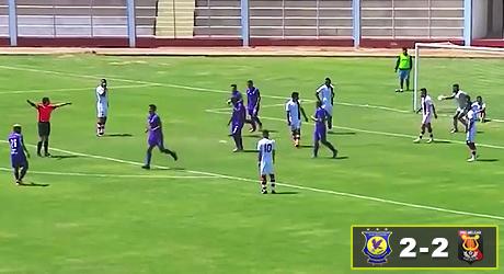 Captura: Gol Perú