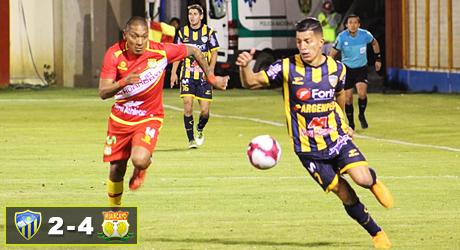 Foto: Ántony Cúper / Visión Deportiva Huaraz