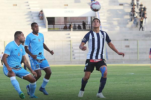 EM Binacional aseguró su pase a la Sudamericana en la fecha final, derrotando a Alianza Lima. (Foto: Prensa Alianza Lima)