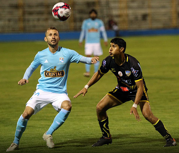 Horacio Calcaterra se despachó con cuatro goles. (Foto: Prensa Sporting Cristal)