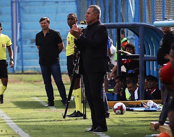 Hernán Torres llegó con dudas a Melgar, pero se ganó la confianza de toda Arequipa. (Foto: Pedro Monteverde / DeChalaca.com)