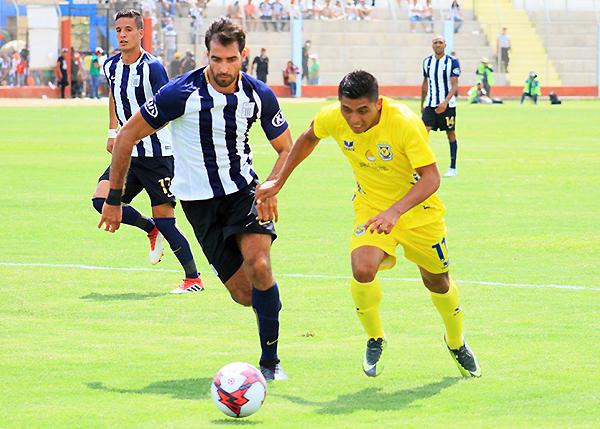 Gambetta pasó apuros cuando se enfrentó a Huaccha. (Foto: Stalin Colqui Girón / Zoom Deportivo Perú)