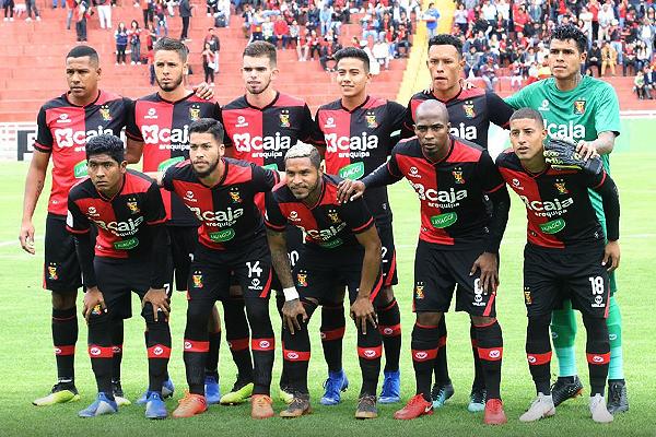 Los ojos están puestos en la Copa Libertadores. El inicio de la Liga 1 le costó a Melgar con un plantel mixto. (Foto: Fredy Salcedo)