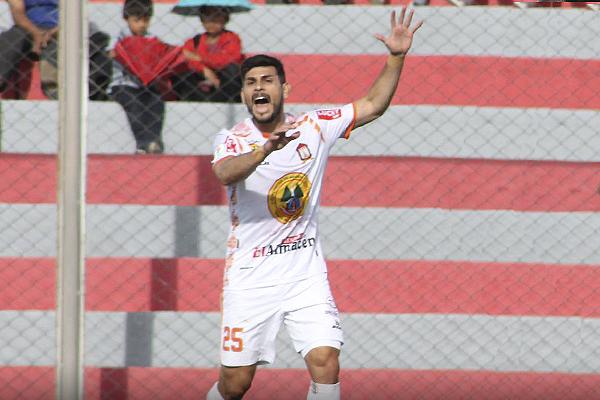 Alejandro Martínez es un jugador a recordar. En Ayacucho comenzaron a aprovechar sus condiciones. (Foto: Ciro Madueño)