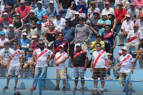 El fútbol profesional volvió a Huacho. (Foto: Mario Azabache / DeChalaca.com)