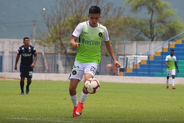 Acuy encontró en Tejada a un buen socio, pero le faltó el gol. (Foto: Larry Jalk / DeChalaca.com)