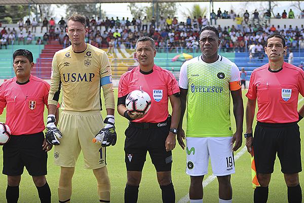 Santiváñez tuvo un error que pudo cambiar el trámite. (Foto: Larry Jalk / DeChalaca.com)