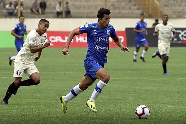 Noronha se convirtió en uno de los jugadores más valiosos de Mannucci. (Foto: Prensa Carlos A. Mannucci)