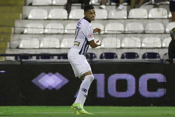 Quevedo va cumpliendo una muy buena temporada en la Liga 1. (Foto: Álex Melgarejo / DeChalaca.com)