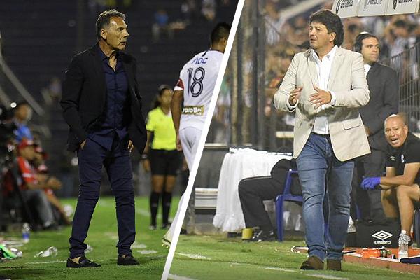 Russo dejó atrás el trago amargo de la Libertadores, aunque Rivera y sus cambiaron volvieron a desatar poca tranquilidad en tienda íntima. (Foto: Pedro Monteverde / DeChalaca.com)