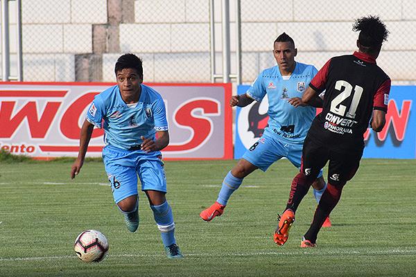 José Hilario salió del Cusco y destacó desde que ingresó. (Foto: David Ramos / DeChalaca.com)