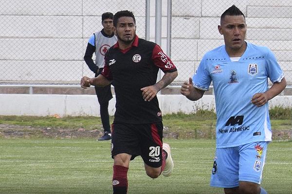 Mario Ramírez estuvo perdido en el ataque de UTC. (Foto: David Ramos / DeChalaca.com)
