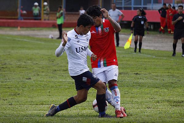 Después del Sudamericano Sub-20, Concha no ha podido despegar. (Foto: Emilio Ruiz / DeChalaca.com)