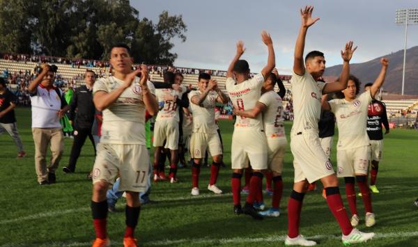 Tres puntos claves para Universitario que lo colocan en lo más alto del Torneo Clausura. (Foto: Álex Melgarejo / DeChalaca.com)