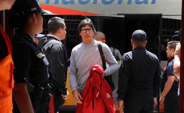 Le salió redondo el planteamiento a Comizzo que supo aguantar el cero en propia valla. (Foto: Álex Melgarejo / DeChalaca.com)