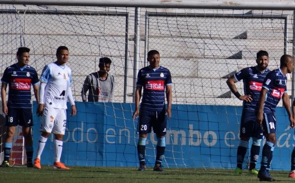 El descuento del campeón del Apertura llegó vía penal, luego de una mano de Arismendi. (Foto: David Ramos / DeChalaca.com)