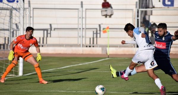 A pesar del confuso fallo, Ferreyra enmendó el error y reaccionó de gran forma. (Foto: David Ramos / DeChalaca.com)