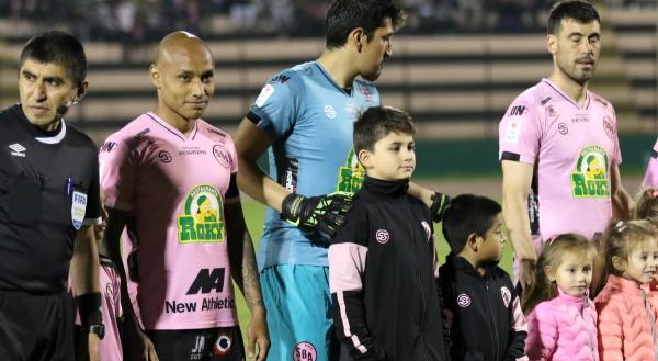 Jonathan Medina no solo se ha consolidado en el arco rosado, sino que viene siendo fundamental en el repunte de los chalacos. (Foto: Pedro Monteverde / DeChalaca.com)
