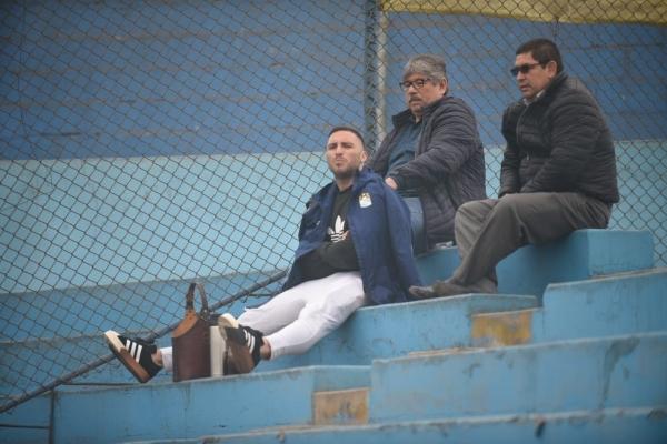 Herrera a la espera de volver a la cancha y causar desquilibrio. (Foto: Fabricio Escate / DeChalaca.com)