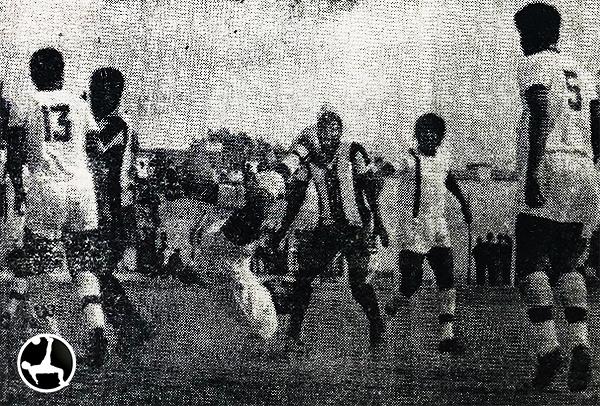 Alianza se impuso a Mannucci en 1968. (Recorte: diario La Crónica)