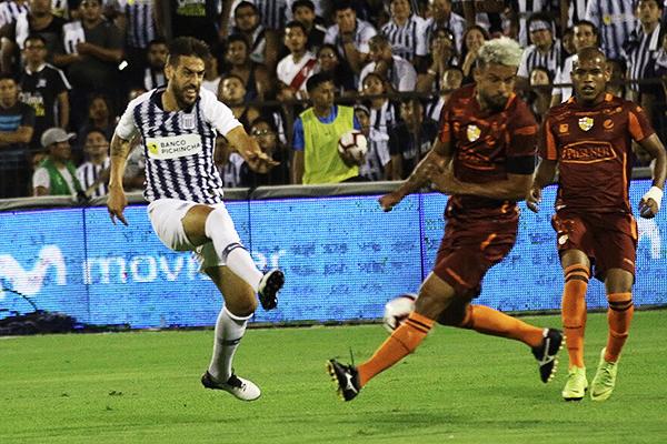 Alianza ganó, gustó y goleó en su presentación (Foto: Pedro Monteverde / DeChalaca.com).