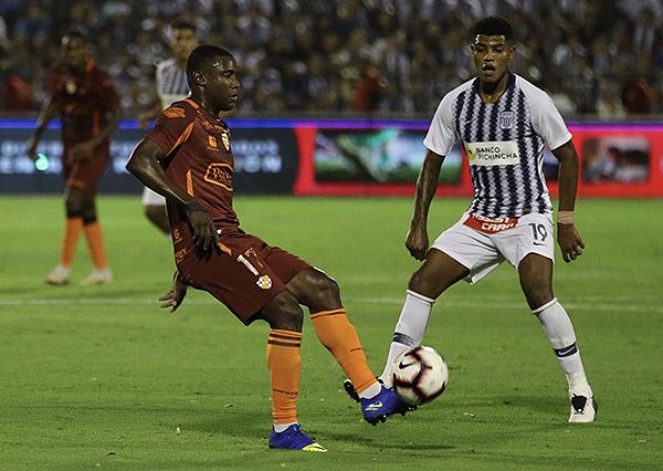 Wilder Cartagena es una de las novedades de Alianza Lima para el 2019 (Foto: Pedro Monteverde / DeChalaca.com).