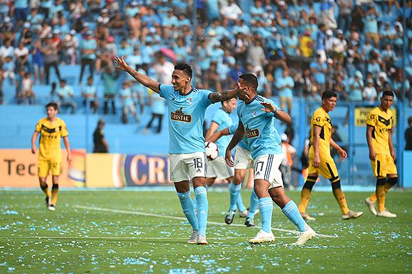 Christofer Gonzales es una de las novedades de Sporting Cristal (Foto: Álex Melgarejo / DeChalaca.com).