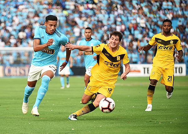 Cantolao aspira a clasificar a la Copa Sudamericana (Foto: Álex Melgarejo / DeChalaca.com).