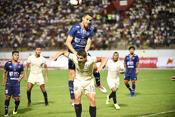 La Universidad César Vallejo es el actual campeón de la Segunda División (Foto: Álex Melgarejo / DeChalaca.com).