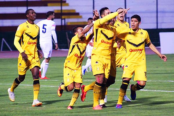 Cantolao celebra y pretende llegar a un torneo internacional como objetivo. (Foto: Prensa Academia Cantolao)