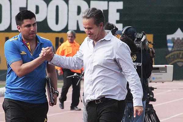 Silvestri fue uno de los técnicos que estuvo en Cantolao. (Foto: Prensa Academia Cantolao)