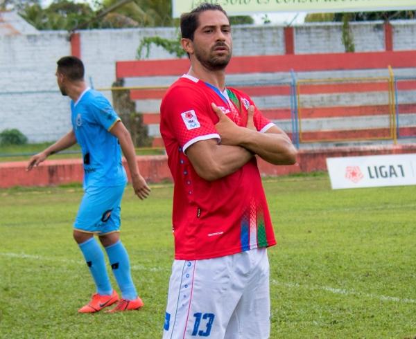 Gularte y sus goles se correlacionaron con los altibajos de Comercio en 2019. (Foto: Emilio Ruiz / DeChalaca.com)