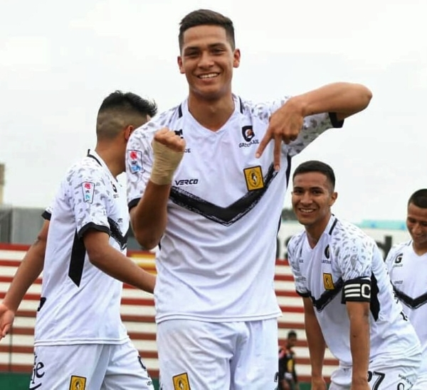 Ojo con Daniel Tarazona: sus 24 goles lo revelan como una carta ofensiva fundamental a futuro. (Foto: Prensa Cantolao)