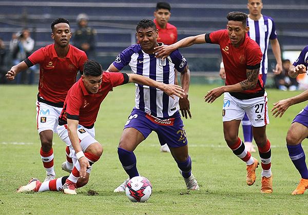 Alianza Lima - Melgar (Foto: Pedro Monteverde / DeChalaca.com)