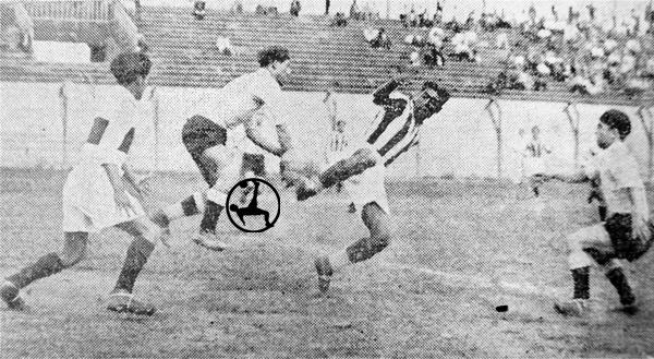 Atlético Chalaco sacó amplio provecho de las bajas en el plantel de Boys y lo goleó en su debut (Recorte: diario La Crónica)