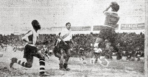El triunfo sobre Alianza determinó el título de Deportivo Municipal, que aprovechó el empate del Boys ante Tabaco en Bellavista. (Recorte: diario El Comercio)