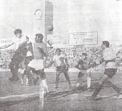 Melgar ascendió a Primera en el mismo año que lo hizo el Gálvez (1971), pero ya lleva 40 años sin correr el riesgo de descender (Recorte: diario Correo de Arequipa)