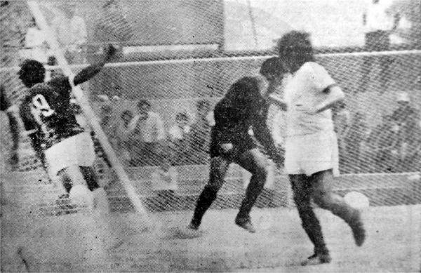 Torino derrota a Cienciano por la temporada 1973. Sin embargo, el 'Taladro' no pudo evitar el descenso. (Foto: diario El Tiempo de Piura)