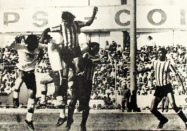Carlos A. Mannucci fue uno de los clubes que estuvo a punto de ser víctima de la intervención estatal: su nombre casi sufre modificación. (Foto: diario La Industria de Trujillo)