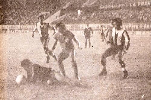 Alianza y Bolognesi frente a frente en el Interzonal 1978, certamen no oficial (Foto: revista Ovación)